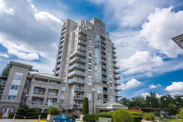 10523 University Drive #1107, Surrey, BC V3T 5T8 (#R2389140) :: Royal LePage West Real Estate Services