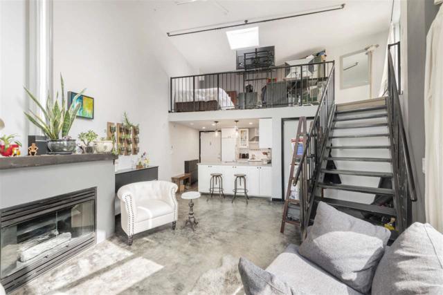 1 E Cordova Street #510, Vancouver, BC V6A 4H3 (#R2389280) :: Vancouver Real Estate