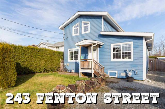 243 Fenton Street, New Westminster, BC V3M 5H8 (#R2389441) :: Vancouver Real Estate