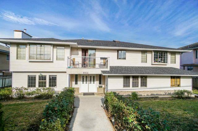 8826 160 Street, Surrey, BC V4N 2Z3 (#R2389468) :: Royal LePage West Real Estate Services