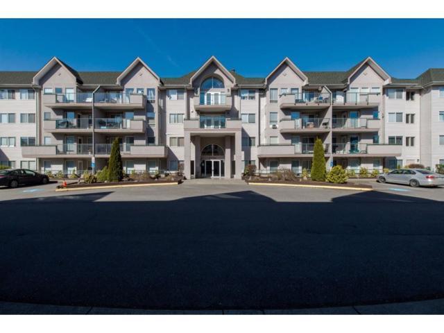 33738 King Road #212, Abbotsford, BC V2S 8J5 (#R2389470) :: Premiere Property Marketing Team