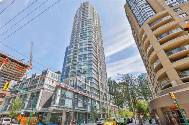 1283 Howe Street #1511, Vancouver, BC V6Z 1R3 (#R2389559) :: Vancouver Real Estate