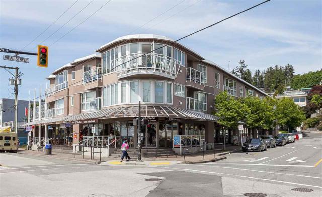 1119 Vidal Street #304, White Rock, BC V4B 3T4 (#R2389581) :: Royal LePage West Real Estate Services