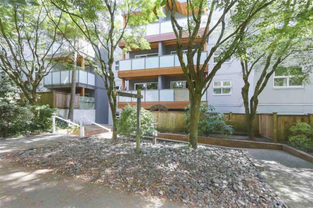 570 E 8TH Avenue #106, Vancouver, BC V5T 1S8 (#R2389675) :: Vancouver Real Estate