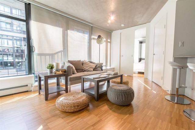 128 W Cordova Street #508, Vancouver, BC V6B 0E6 (#R2389682) :: Vancouver Real Estate