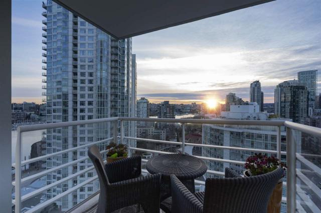 198 Aquarius Mews #2008, Vancouver, BC V6Z 2Y4 (#R2389717) :: Vancouver Real Estate