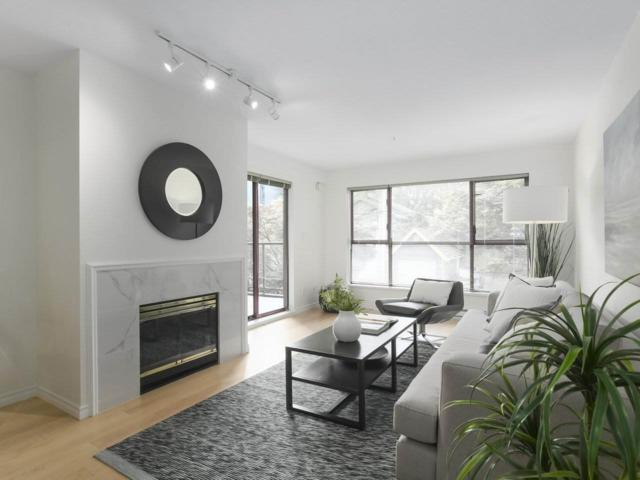2140 W 12TH Avenue #206, Vancouver, BC V6K 2N2 (#R2389727) :: Vancouver Real Estate