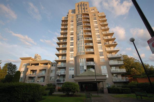 10523 University Drive #807, Surrey, BC V3T 5T8 (#R2389763) :: Royal LePage West Real Estate Services