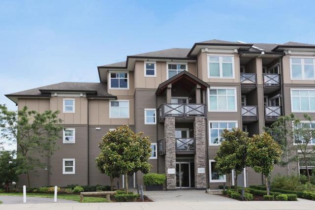 18818 68 Avenue #117, Surrey, BC V4N 6K2 (#R2389818) :: Royal LePage West Real Estate Services