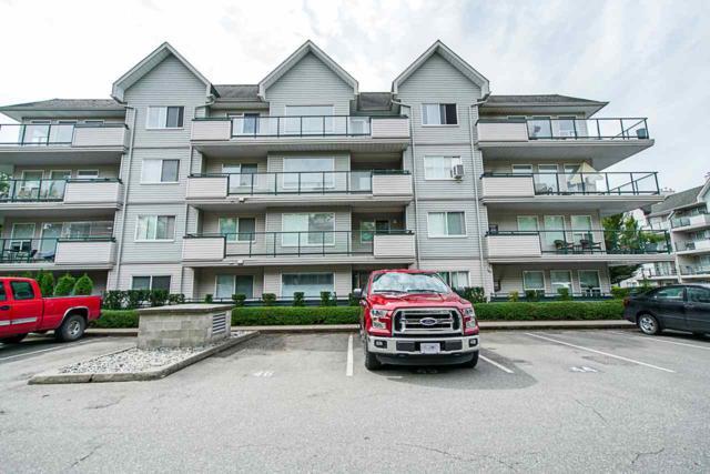 33708 King Road #205, Abbotsford, BC V2S 8C6 (#R2389843) :: Premiere Property Marketing Team