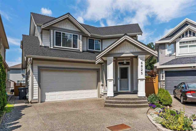 6825 185A Street, Surrey, BC V3S 9H8 (#R2389927) :: Royal LePage West Real Estate Services