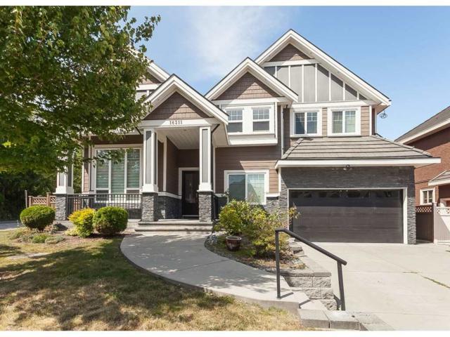 16211 79 Avenue, Surrey, BC V4N 0M7 (#R2389961) :: Royal LePage West Real Estate Services