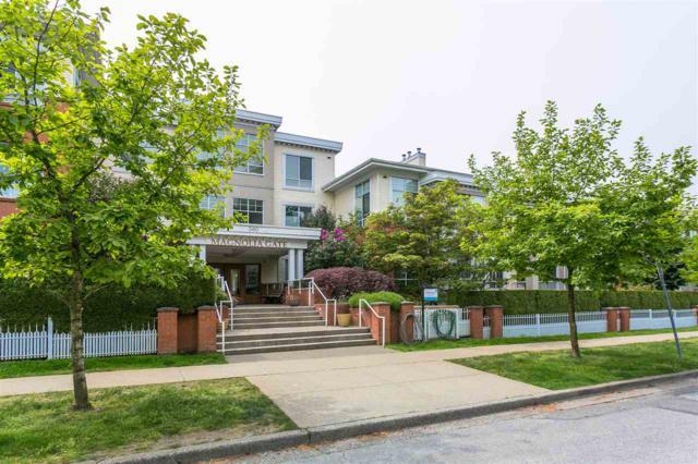 360 E 36TH Avenue #320, Vancouver, BC V5W 4B9 (#R2390001) :: Royal LePage West Real Estate Services