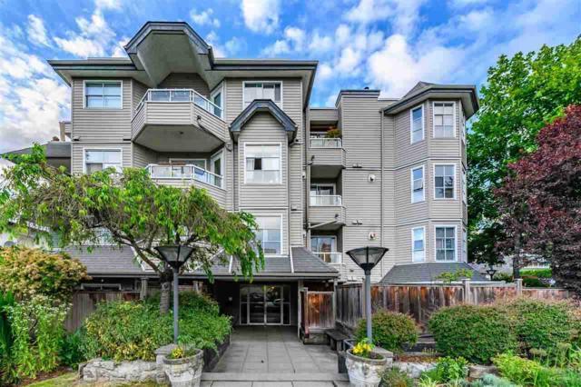 1481 E 4TH Avenue #301, Vancouver, BC V5N 1J6 (#R2390041) :: Royal LePage West Real Estate Services