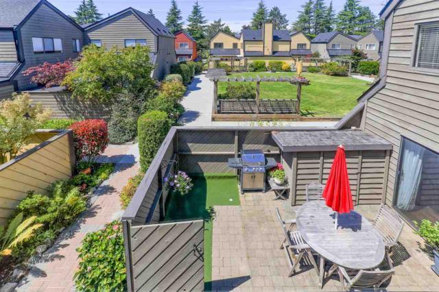 5421 10 Avenue #123, Delta, BC V4M 3T9 (#R2390045) :: Royal LePage West Real Estate Services