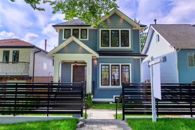 342 E 23RD Avenue, Vancouver, BC V5V 1X5 (#R2390066) :: Royal LePage West Real Estate Services