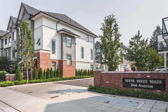 16528 24A Avenue #201, Surrey, BC V3Z 0P4 (#R2390096) :: Royal LePage West Real Estate Services