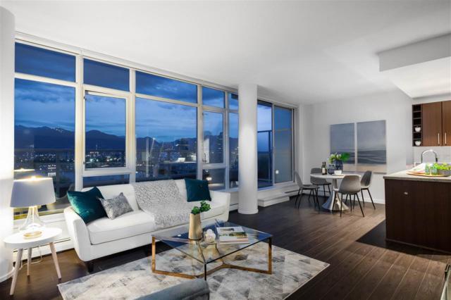 108 W 1ST Avenue #1501, Vancouver, BC V5Y 0H4 (#R2390183) :: Vancouver Real Estate