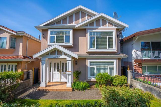 3323 E 23RD Avenue, Vancouver, BC V5R 1B8 (#R2390260) :: Vancouver Real Estate