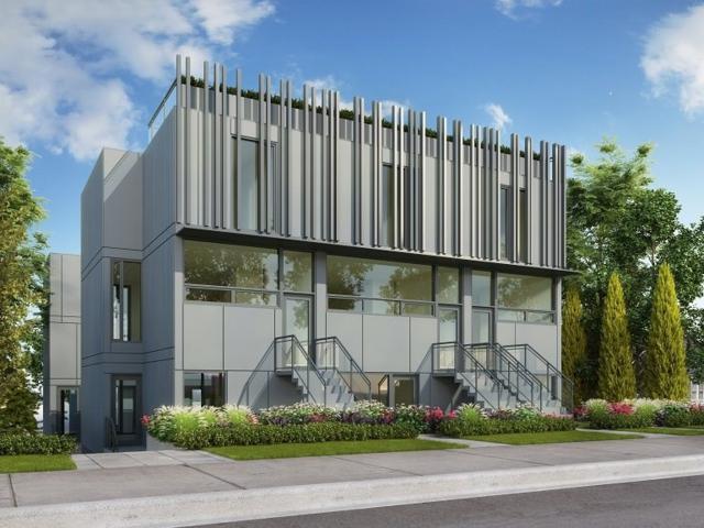 531-541 E 6TH Avenue #8, Vancouver, BC V5T 1K9 (#R2390813) :: Premiere Property Marketing Team