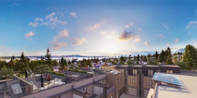 720 E 3 Street #4, North Vancouver, BC V7L 3S9 (#R2390828) :: Premiere Property Marketing Team