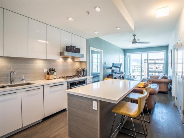 1628 W 4TH Avenue #301, Vancouver, BC V6J 0G6 (#R2391036) :: Vancouver Real Estate