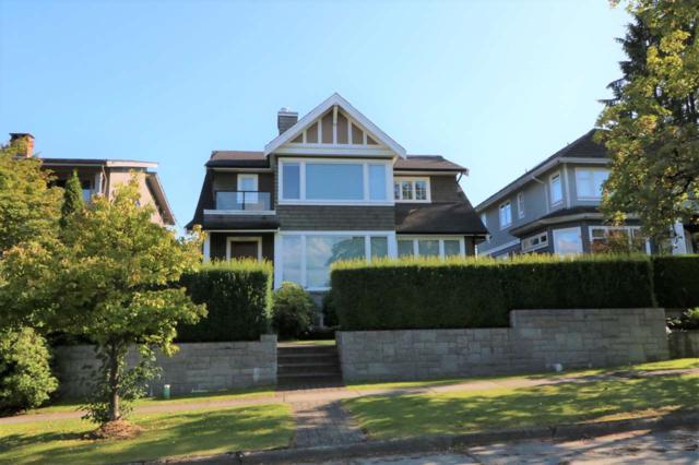 2816 W 29TH Avenue, Vancouver, BC V6L 1Y1 (#R2391692) :: Aedis Realty