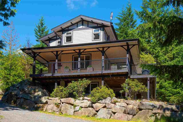 341 Aerie Tree Lane, Bowen Island, BC V0N 1G2 (#R2391780) :: Vancouver Real Estate
