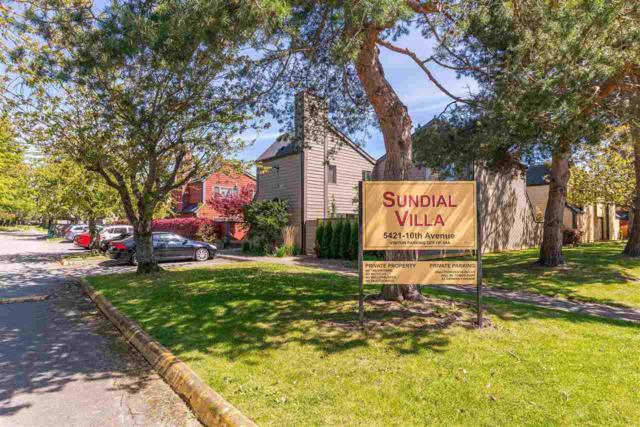 5421 10 Avenue #128, Tsawwassen, BC V4M 3T9 (#R2393231) :: Ben D'Ovidio Personal Real Estate Corporation | Sutton Centre Realty