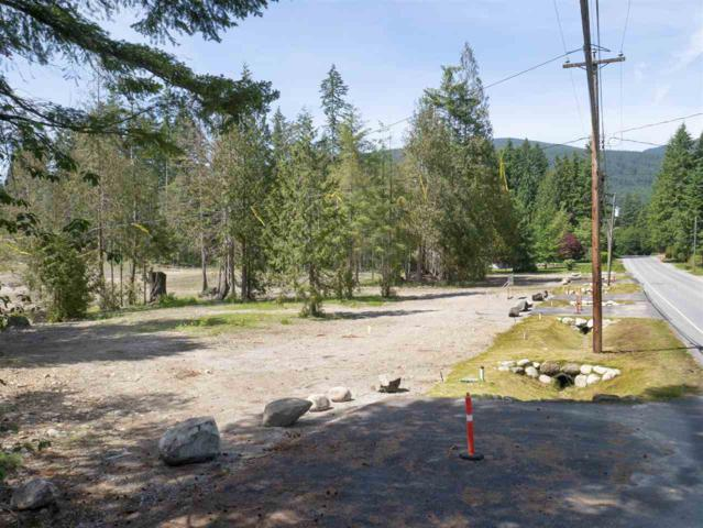 Lot 9 Veterans Road, Gibsons, BC V0N 1V4 (#R2393627) :: RE/MAX City Realty