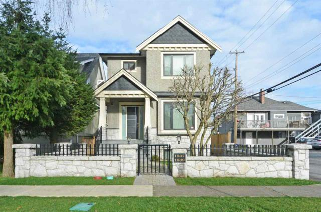 1507 W 64TH Avenue, Vancouver, BC V6P 2N8 (#R2393953) :: Vancouver Real Estate