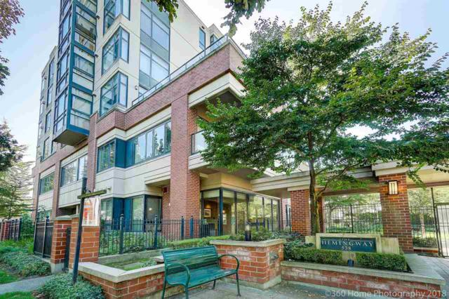 538 W 45TH Avenue #408, Vancouver, BC V5Z 4S3 (#R2394542) :: RE/MAX City Realty