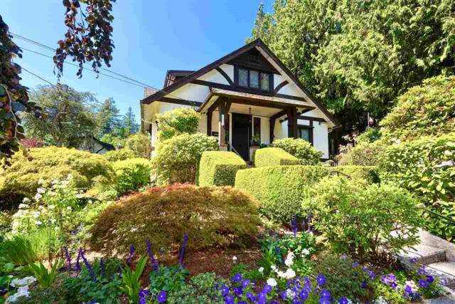 4455 Piccadilly North, West Vancouver, BC V7W 1C8 (#R2394620) :: Vancouver Real Estate