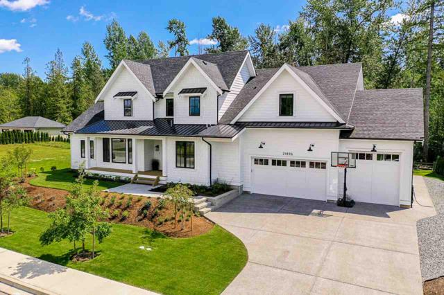 21896 44 Avenue, Langley, BC V3A 3E8 (#R2394681) :: Vancouver Real Estate