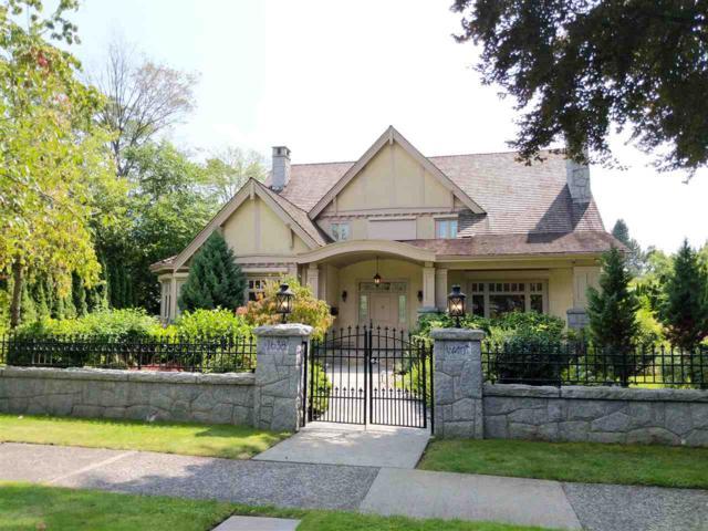 1638 W 40TH Avenue, Vancouver, BC V6M 1V9 (#R2394762) :: Aedis Realty