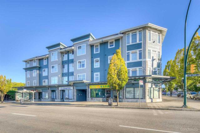 1011 W King Edward Avenue #205, Vancouver, BC V6H 1Z3 (#R2394802) :: Aedis Realty