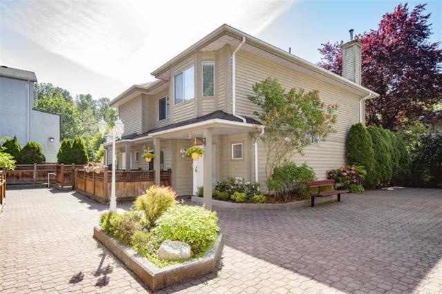 815 Tobruck Avenue #4, North Vancouver, BC V7P 1V9 (#R2395022) :: Vancouver Real Estate