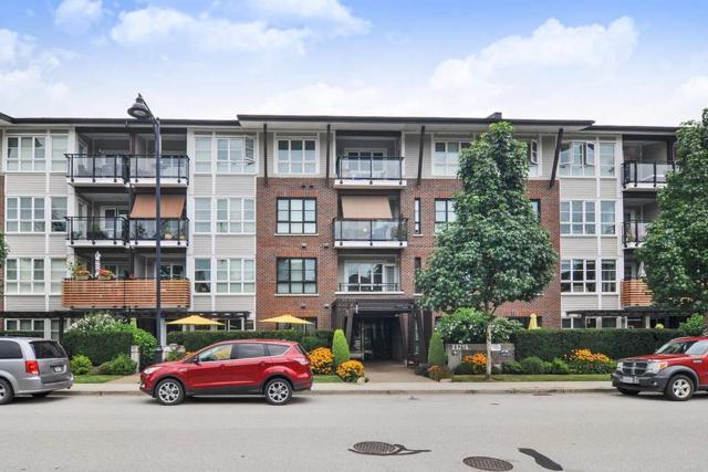 23215 Billy Brown Road #210, Langley, BC V1M 0B7 (#R2395039) :: Macdonald Realty