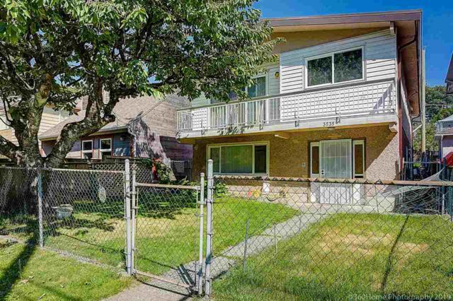 3535 Adanac Street, Vancouver, BC V5K 2P6 (#R2395341) :: Vancouver Real Estate