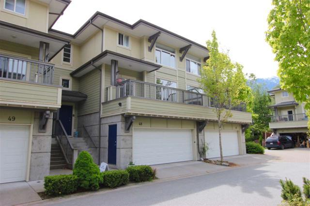 40632 Government Road #48, Squamish, BC V8B 0M7 (#R2395600) :: Macdonald Realty