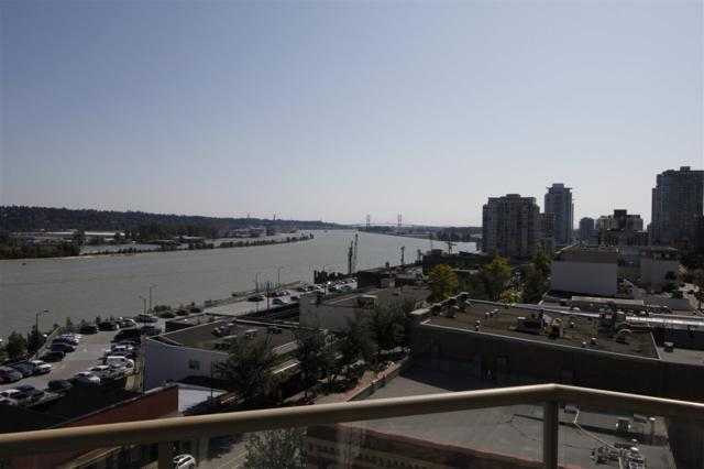 328 Clarkson Street #502, New Westminster, BC V3L 5S3 (#R2395845) :: Vancouver Real Estate