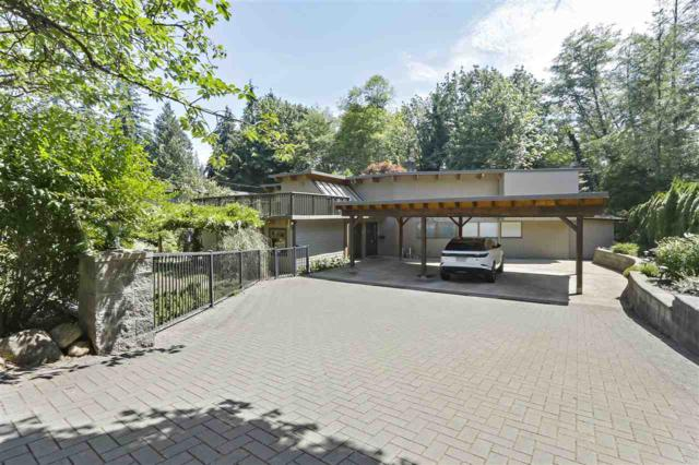 870 Wildwood Lane, West Vancouver, BC V7S 2H6 (#R2395860) :: Vancouver Real Estate