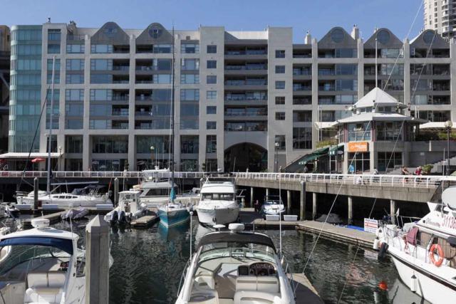 1012 Beach Avenue #402, Vancouver, BC V6E 1T7 (#R2396388) :: Vancouver Real Estate