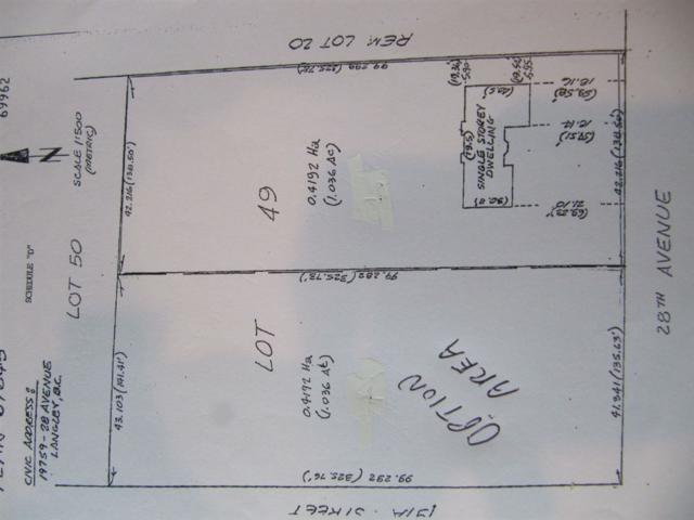 Area  A 28 Avenue, Langley, BC N0N 0N0 (#R2396417) :: Premiere Property Marketing Team
