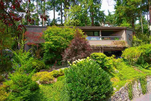 4639 Caulfeild Drive, West Vancouver, BC V7W 1E9 (#R2396514) :: Vancouver Real Estate