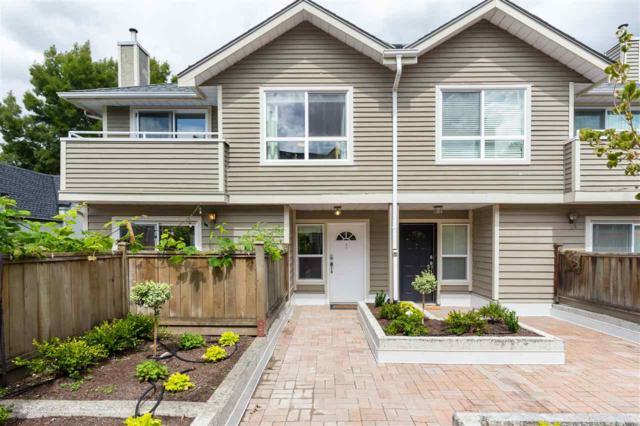 849 Tobruck Avenue #8, North Vancouver, BC V7P 1V9 (#R2396828) :: Vancouver Real Estate