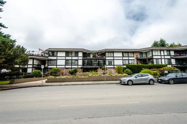 1437 Foster Street #206, White Rock, BC V4B 3X6 (#R2397091) :: RE/MAX City Realty