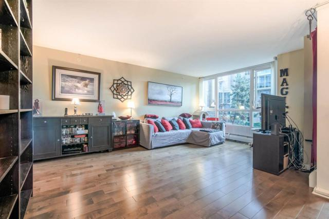 1318 Homer Street #201, Vancouver, BC V6B 6A7 (#R2397145) :: Vancouver Real Estate