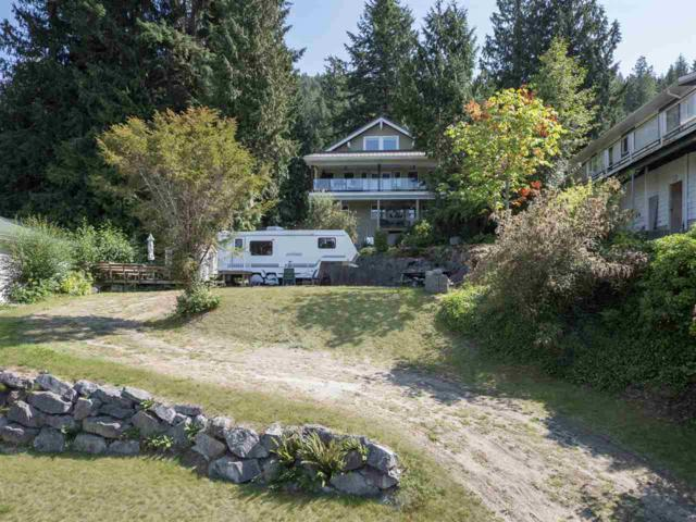 Lot 1 Wilkinson Road, Madeira Park, BC V0N 2H0 (#R2397174) :: RE/MAX City Realty