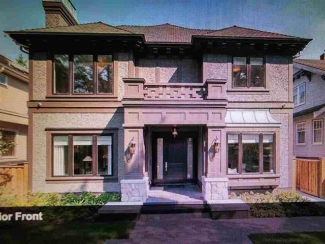 6520 Laburnum Street, Vancouver, BC V6P 5M5 (#R2403933) :: RE/MAX City Realty